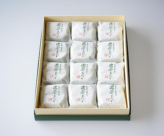 《森八》濃茶もなか12個入