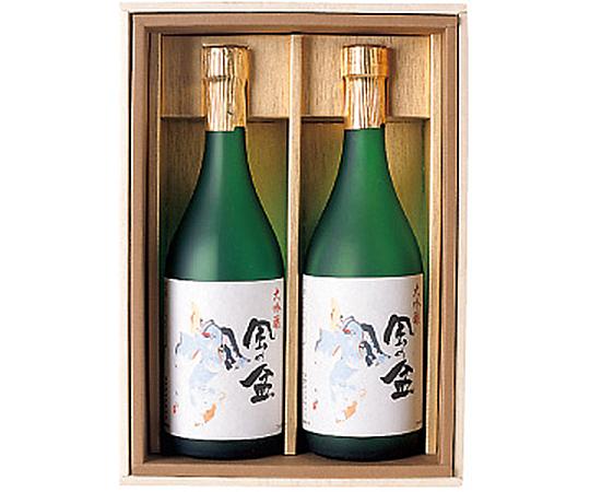 《富山・福鶴酒造》風の盆 大吟醸 Fセット