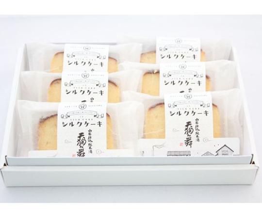 《金沢・HORITA》天狗舞シルクケーキ6枚入