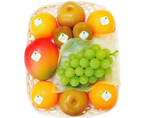 〈日本橋 千疋屋総本店〉季節の果物詰合せ