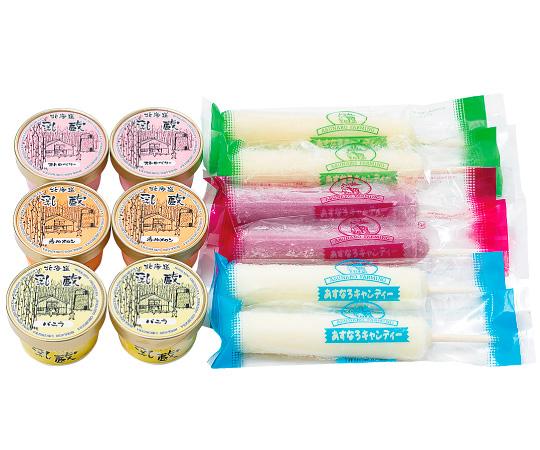 〈北海道〉夏の乳蔵アイス・アイスキャンディ