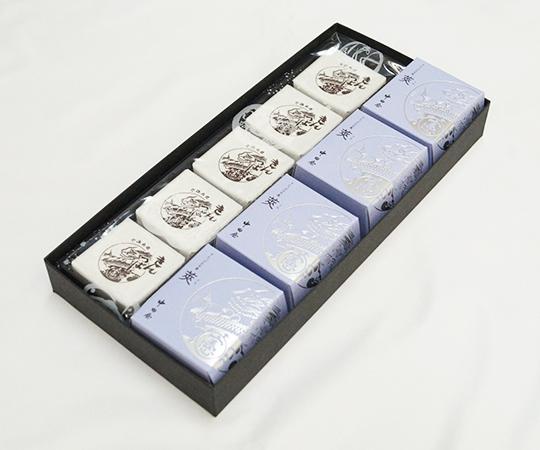 《金沢・中田屋》莢(さや)4個きんつば5個入り箱