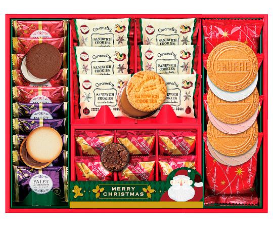 〈神戸風月堂〉クリスマスバラエティーセット