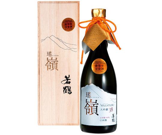 《砺波・若鶴酒造》瑤嶺(ようのみね)720ml