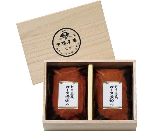 〈京都/下鴨茶寮〉料亭の合鴨ロース煮込み