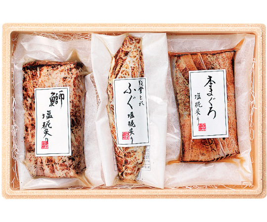〈金沢/四十萬谷本舗〉炙り三種