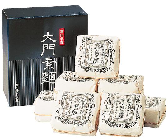 〈砺波〉大門素麺