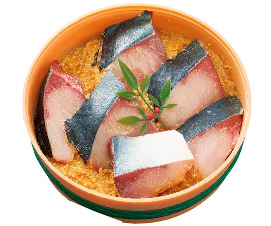 〈富山/蛯米水産加工〉ぶりの味噌漬