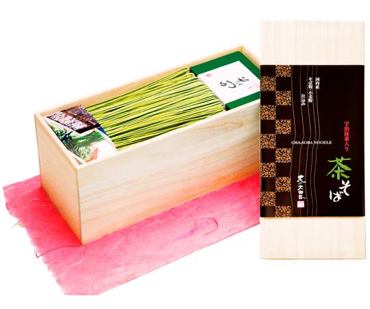 〈奈良/巽〉宇治抹茶入り茶そば