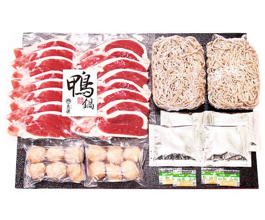 〈京都糸源〉料亭の鴨鍋