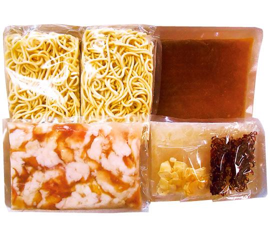 〈日本料理てら岡〉博多もつ鍋(醤油味)
