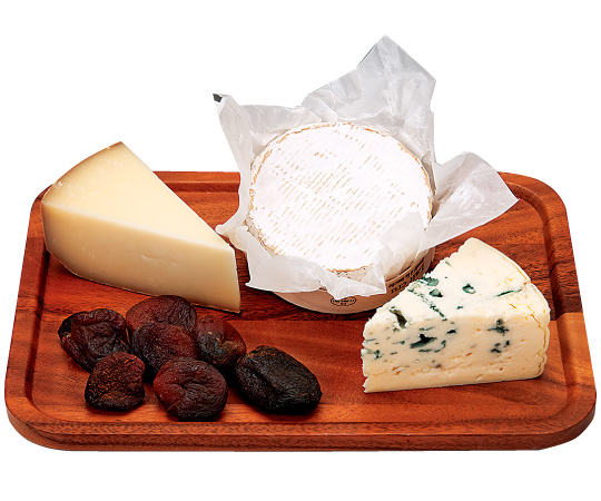〈東京/チーズ王国〉 専門店のフランス 熟成チーズセット