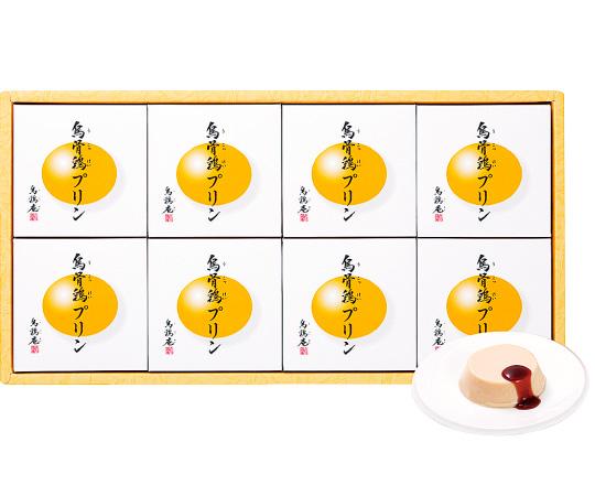 〈石川/烏鶏庵〉烏骨鶏プリンセット