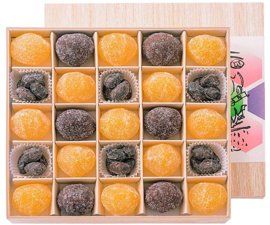 〈東京/銀座鈴屋〉栗甘納糖・黒豆しぼり詰合せ