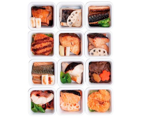 〈大阪/魚道楽〉レンジで簡単!お魚料理詰合せ