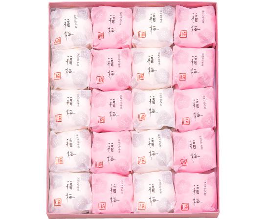 〈金沢/森八〉伝統 福梅20個入