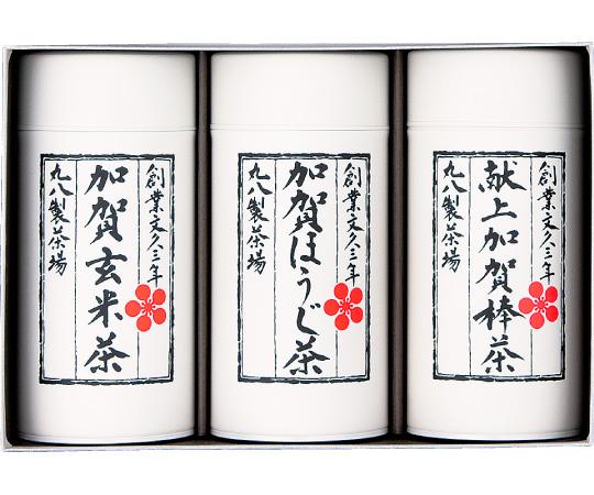 〈石川/丸八製茶場〉加賀棒茶詰合せ