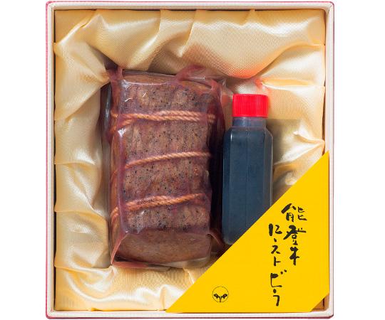 〈金沢/日本料理銭屋〉能登牛ローストビーフ