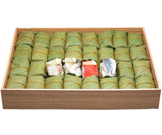 〈金沢/金澤玉寿司〉柿の葉寿司匠32ヶ入り