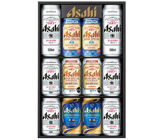 〈アサヒ〉アサヒビール4種セット