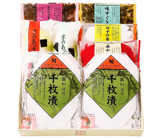 【直送】〈京都/京つけもの 西利〉京のあっさり漬